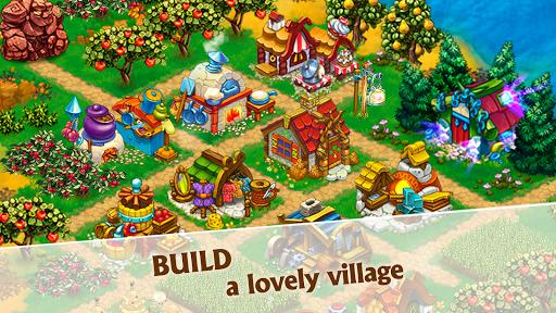 Harvest Land Farm amp City Building v1.11.1 screenshots 2