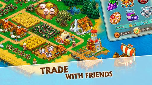 Harvest Land Farm amp City Building v1.11.1 screenshots 4