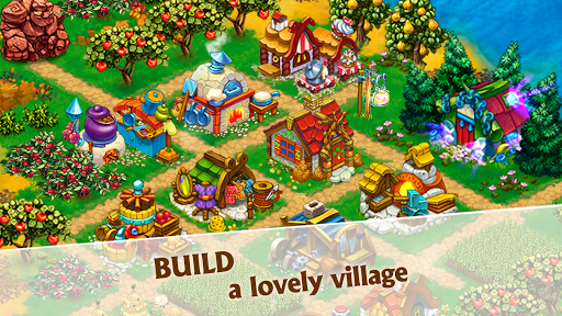 Harvest Land Farm amp City Building v1.11.1 screenshots 9