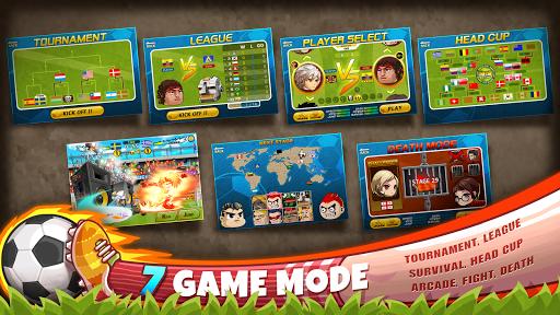 Head Soccer v6.12.2 screenshots 2