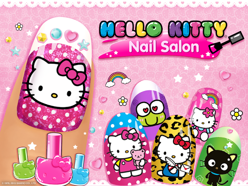 Hello Kitty Nail Salon v1.11 screenshots 11