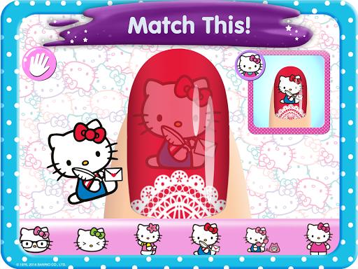 Hello Kitty Nail Salon v1.11 screenshots 13