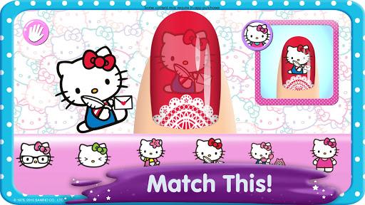 Hello Kitty Nail Salon v1.11 screenshots 3