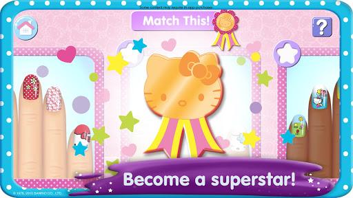 Hello Kitty Nail Salon v1.11 screenshots 5