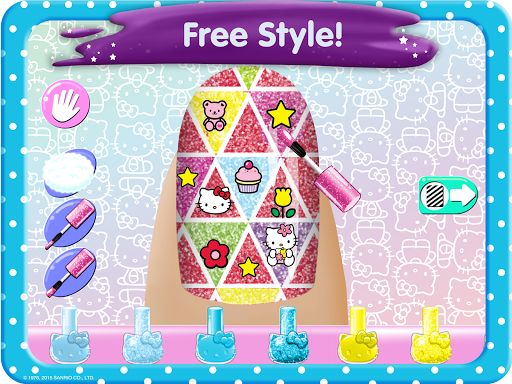 Hello Kitty Nail Salon v1.11 screenshots 7