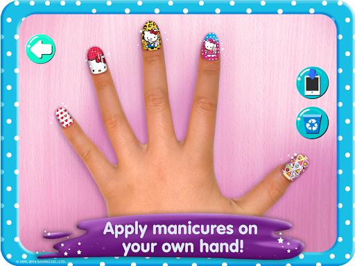 Hello Kitty Nail Salon v1.11 screenshots 9