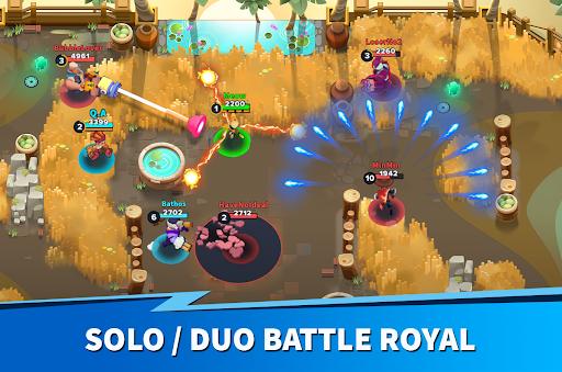 Heroes Strike – Modern Moba amp Battle Royale v507 screenshots 1