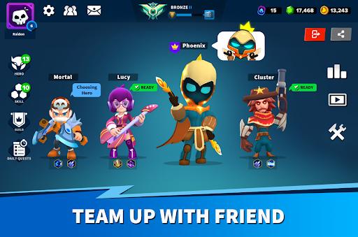 Heroes Strike – Modern Moba amp Battle Royale v507 screenshots 10