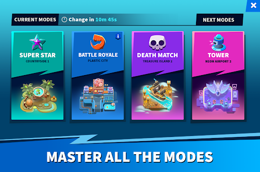 Heroes Strike – Modern Moba amp Battle Royale v507 screenshots 5