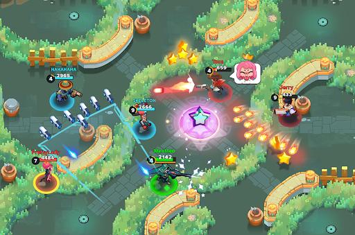 Heroes Strike – Modern Moba amp Battle Royale v507 screenshots 6