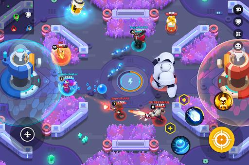 Heroes Strike – Modern Moba amp Battle Royale v507 screenshots 7