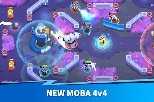 Heroes Strike – Modern Moba amp Battle Royale v507 screenshots 9