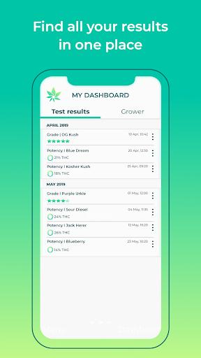 HiGrade THC Testing amp Cannabis Growing Assistant v1.0.320 screenshots 5