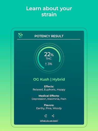 HiGrade THC Testing amp Cannabis Growing Assistant v1.0.320 screenshots 9