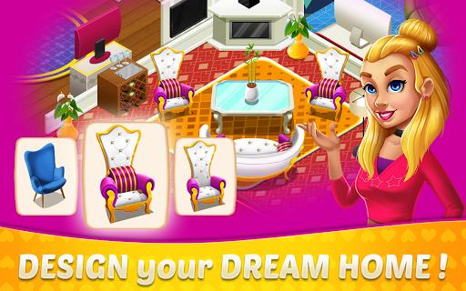 Home Design amp Mansion Decorating Games Match 3 v screenshots 1