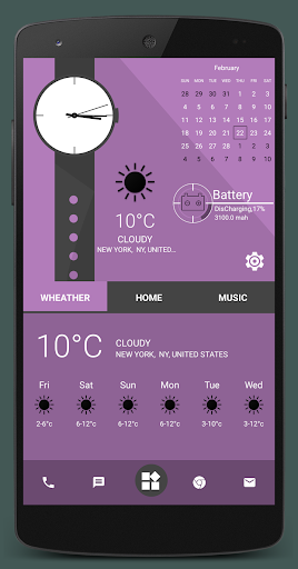 Home Launcher 2021 – App lock Hide App v screenshots 12