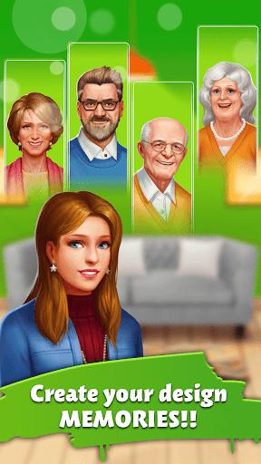 Home Memory Word Cross amp Dream Home Design Game v1.0.7 screenshots 10