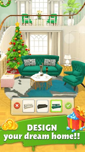 Home Memory Word Cross amp Dream Home Design Game v1.0.7 screenshots 5
