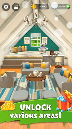 Home Memory Word Cross amp Dream Home Design Game v1.0.7 screenshots 6