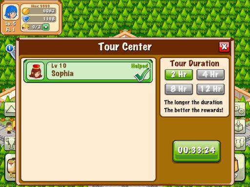 Hotel Story Resort Simulation v2.0.10 screenshots 21