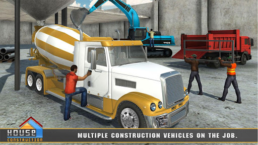 House Construction Builder Game v1.8 screenshots 1
