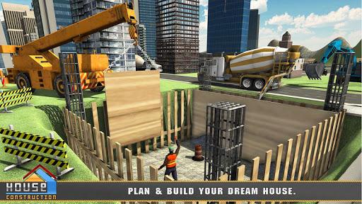 House Construction Builder Game v1.8 screenshots 2
