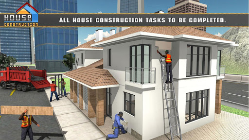 House Construction Builder Game v1.8 screenshots 4