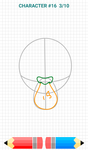 How to Draw Graffiti Characters v2.1 screenshots 11