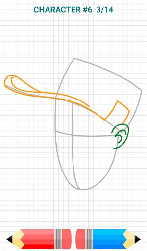 How to Draw Graffiti Characters v2.1 screenshots 5