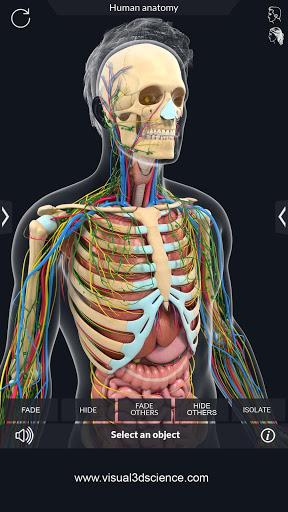 Human Anatomy v2.1 screenshots 4