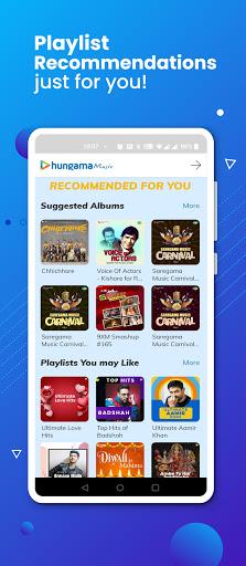 Hungama Music – Stream amp Download MP3 Songs v5.2.30 screenshots 2