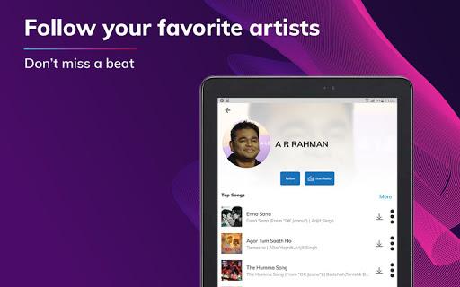 Hungama Music – Stream amp Download MP3 Songs v5.2.30 screenshots 5