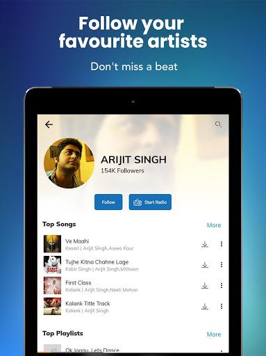 Hungama Music – Stream amp Download MP3 Songs v5.2.30 screenshots 8