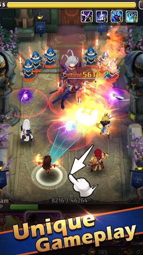 Hyper Heroes Marble-Like RPG v1.0.6.2011241425 screenshots 1