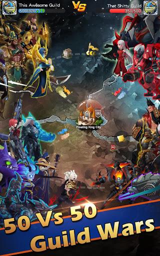 Hyper Heroes Marble-Like RPG v1.0.6.2011241425 screenshots 10