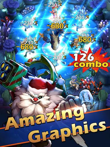 Hyper Heroes Marble-Like RPG v1.0.6.2011241425 screenshots 15