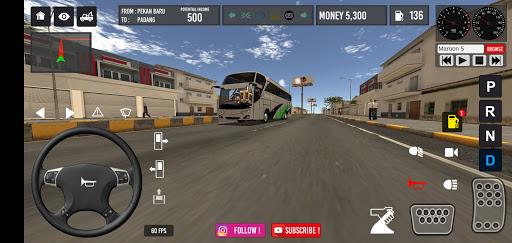 IDBS Simulator Bus Lintas Sumatera v3.1 screenshots 1