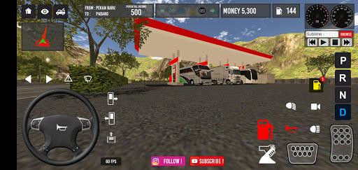 IDBS Simulator Bus Lintas Sumatera v3.1 screenshots 2
