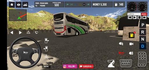 IDBS Simulator Bus Lintas Sumatera v3.1 screenshots 3