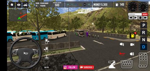 IDBS Simulator Bus Lintas Sumatera v3.1 screenshots 4
