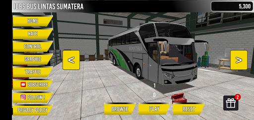 IDBS Simulator Bus Lintas Sumatera v3.1 screenshots 6
