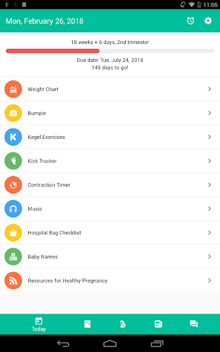 Im Pregnant – Pregnancy Week By Week v4.0 screenshots 4