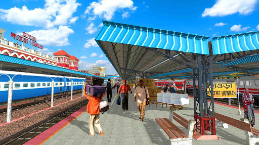 Indian Train Simulator 2018 – Free v1.16 screenshots 1