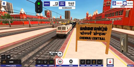 Indian Train Simulator v2021.2 screenshots 1