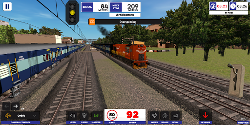 Indian Train Simulator v2021.2 screenshots 3