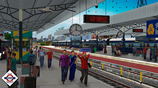 Indian Train Simulator v2021.2 screenshots 4