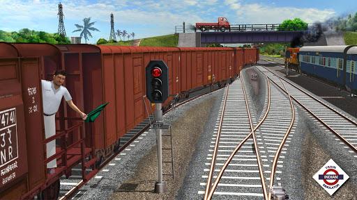 Indian Train Simulator v2021.2 screenshots 6
