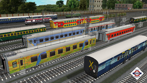 Indian Train Simulator v2021.2 screenshots 8
