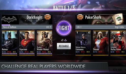 Injustice Gods Among Us v3.4 screenshots 4