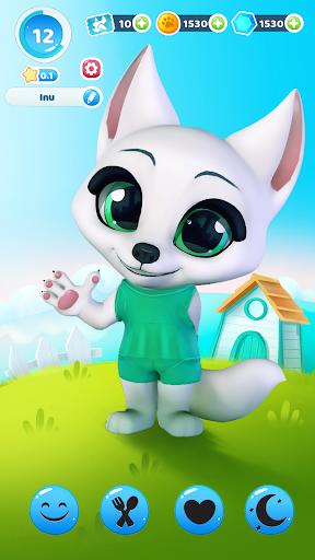 Inu the cute Shiba – virtual pup games v6 screenshots 1